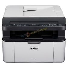 STAMPANTE LASER MULTIFUZIONE BROTHER MFC-1910W - ADF - CON FAX TN1050