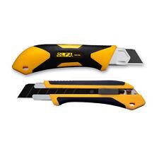 OLFA XH-AL 25mm Extra Heavy-Duty Fiberglass Rubber Grip Utility Cutter Knife