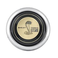 1965-1973 MUSTANG Concours Reproduction Shelby Steering Wheel Horn Button -GT500