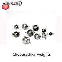 Cheburashka lead sinkers weights  1-10g  for soft baits rigging.bass,pike etc