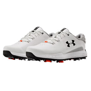 Under Armour Men's HOVR Matchplay Waterproof Golf Shoes NEW