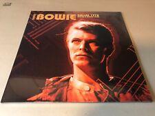 David bowie Dallas 1978 – Isolar II World Tour 2 x vinyl lp gatefold sleeve ltd