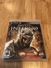 Dantes Inferno Ps3 PlayStation 3 Cib Game VC7