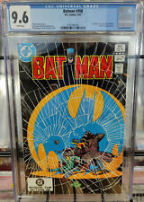 BATMAN #358 (1940 SERIES) - CGC GRADE 9.6 - 1ST KILLER CROC COVER (FACE HIDDEN)!