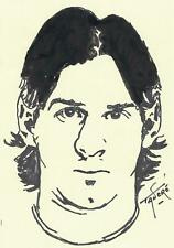 Portrait original de Lionel MESSI