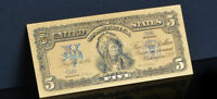 Huge Mixed 17Pc. Banknote lot (Old style& New style) Gold+Silver And SUM More hg