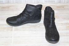 Clarks Sillian Sway Boot - Women's Size 10 W, Black