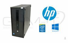 HP EliteDesk 800 G1 Intel Core i5-4690 8GB RAM 256GB SSD Win10 Pro Intel HD 4600