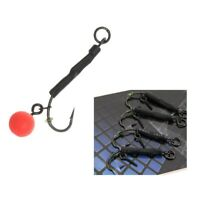"""Drennan Power Pushstop Hair Rig 6/"""" Hooks to Nylon Hook Plate *New* Free Delivery"""