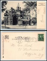 NEW YORK Postcard - 1905 Dunkirk, Brooks Memorial Hospital L45