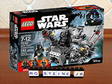 Lego® Star Wars™ 75183 Darth Vader™ Transformation  Palpatine™ Yoda™ NEU