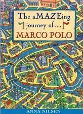 The aMAZEing journey of ... MARCO POLO Anna Nilsen history activity mazes
