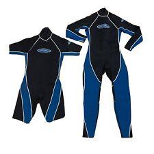 2 LL Bean Wetsuits Shorty & Full Body Men's Medium USA Made Long Short Sleeve