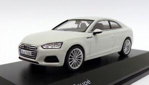 Spark 1/43 Scale 501.16.054.31 - Audi A5 Coupe - Glacier White