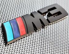 M3 BLACK METAL 3D EMBLEM BADGE STICKER DECAL FOR BMW 3 SERIES M3