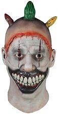 adulti Deluxe American Horror TWISTY THE CLOWN Costume vestito maschera