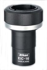 Nikon eyepiece converter for EiC-16