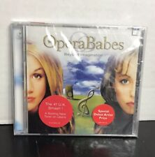 OPERA BABES ‎/ Beyond Imagination CD 2003 Brand New Sealed