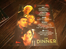 THE DINNER 2017 Oscar ad Richard Gere & PMB, THELMA Norway Best Foreign Film