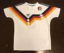 Rare Adidas Clichè Skateboard Lem Villemin Germany Futbol Soccer Jersey