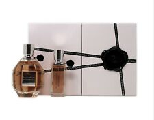VIKTOR & ROLF FLOWER BOMB 2 PIECE GIFT SET FOR WOMEN EAU DE PARFUM SPRAY 100ML