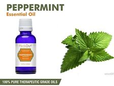 Peppermint Essential Oil 100% Pure Natural Aromatherapy Oils Therapeutic Grade