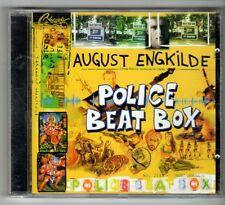 (GX1000) August Engkilde, Police Beat Box - 2000 CD