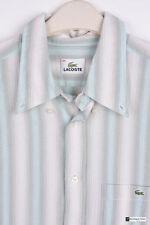 Gestreifte Lacoste Herren-Freizeithemden & -Shirts aus Baumwolle