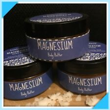 Magnesium Body Butter  130grams