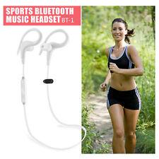 Univesal Wireless Bluetooth Headset Sport Running Stereo Earphone Handsfree New