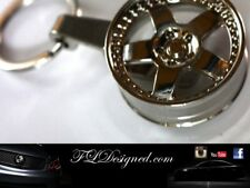 Chrome Rim Keyring Holden VE Commodore, ss, sv6 etc by FLD