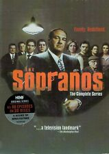 The Sopranos - The Complete Series  30 DVD Gift Box Set New Sealed Fast Ship