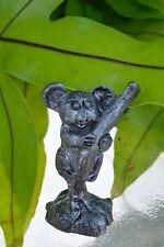 "Mint Pewter Koala Bear Figurine~1 1/2"" Tall~Adorable~Collectible !"