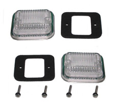 Pair of New Reverse Light Lens for MGB and MG Midget Jaguar E-Type