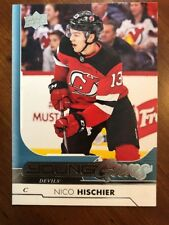 2017-18 UD Hockey Series 1 Young Guns #201 Nico Hischier