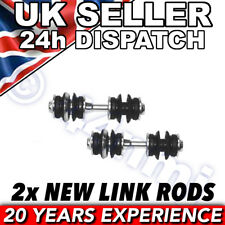 PEUGEOT 107 FRONT SUSPENSION DROP LINK RODS x 2