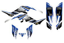 Yamaha Raptor 350 graphic decal kit stickers atv racing calcomanias best design