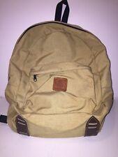 Vintage Snow Lion Backpack Bag