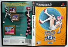 SPACE CHANNEL 5 PART 2 PS2 ITA EDITION