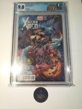 All New X-Men #7 CGC 9.8 50th Anniversary Nick Bradshaw Variant Custom Label