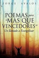 Poemas Para Mas Que Vencedores (Paperback or Softback)