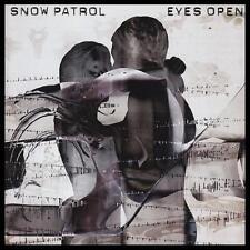 SNOW PATROL - EYES OPEN CD ~ CHASING CARS ~ GARY LIGHTBODY ~ INDIE ROCK *NEW*