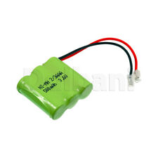 Rechargeable Battery Ni-MH 2/3AAA with Cable 2 pin 3.6V 500mAh
