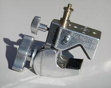 "Manfrotto Art. 035 Super Clamp w/ Brass 1/4""-20 Camera Thread Stud Spigot"