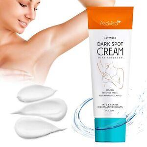 AsaVea Dark Spot Cream W/collagen brightening Armpits Intimate Parts, 04/22/2024