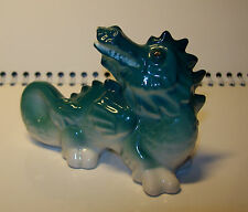 Vintage Ussr 1970 Lfz Lomonosov factory Porcelain Figurine Dragon Original