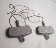 ORGANIC SEME METAL DISC BRAKE PADS FOR AVID CODE 5-7 PRE 2011 ONE PAIR