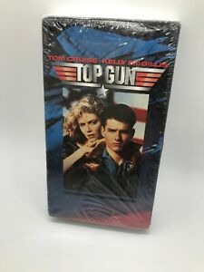 Top Gun (VHS, 1996) Tape - Factory Sealed New - Tom Cruise