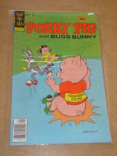 PORKY PIG #79 VF (8.0) BUGS BUNNY GOLD KEY COMICS JANUARY 1978