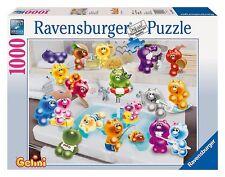 Ravensburger puzzle puzzles Gelini diversión baño Baden osos multicolor, MOTIVO OSITO, piscina